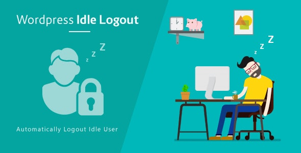 WordPress Idle Logout - CodeCanyon Item for Sale