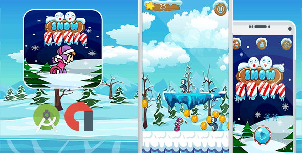 Snow Boom Eskimo Run + Ready For Publish