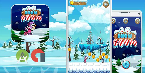 Snow Boom Eskimo Run + Ready For Publish