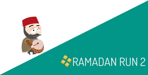 Ramadan Run 2 Android Game Template