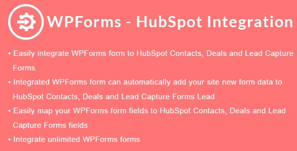 WPForms - HubSpot Integration
