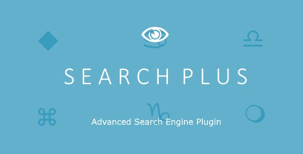 Search Plus - Advanced Search Engine Plugin