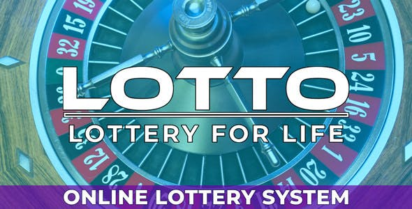 Lottery PHP Scripts from CodeCanyon
