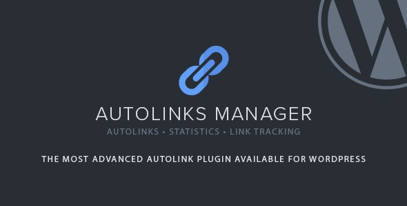 Autolinks Manager - CodeCanyon Item for Sale
