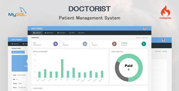 Doctorist - Patient Management System