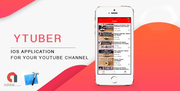 Ytuber - iOs Youtube Channel