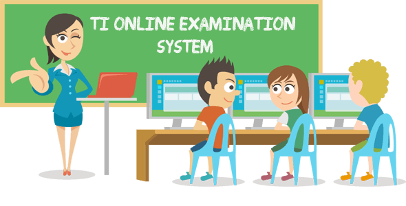 Ti Online Examination System Pro - CodeCanyon Item for Sale