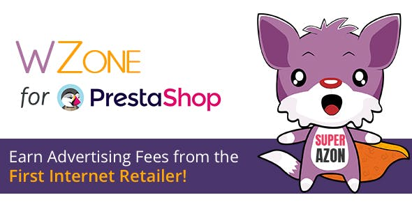 WZone for Prestashop - Amazon Affiliates Module