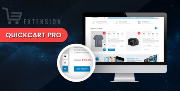 SM QuickCart Pro - Optimizing and Responsive Magento 2.x Module