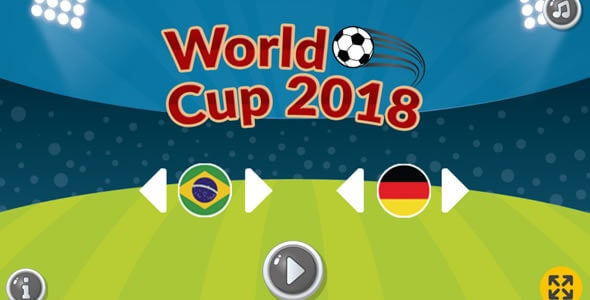 World Cup 2018 - CodeCanyon Item for Sale