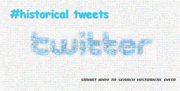 Twitter Scraper Plugins, Code & Scripts from CodeCanyon