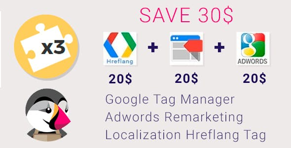 Google Tag Manager, Adwords Remarketing and Hreflang