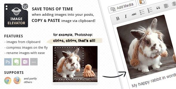 Image Elevator for Wordpress        Nulled