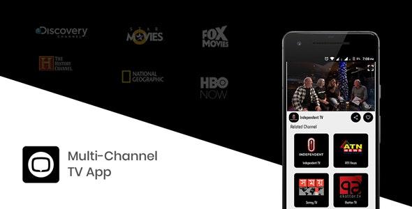 Tv Channel App