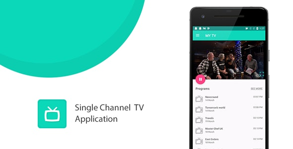 Single Channel TV | IP Streaming TV | YouTube compatibility TV