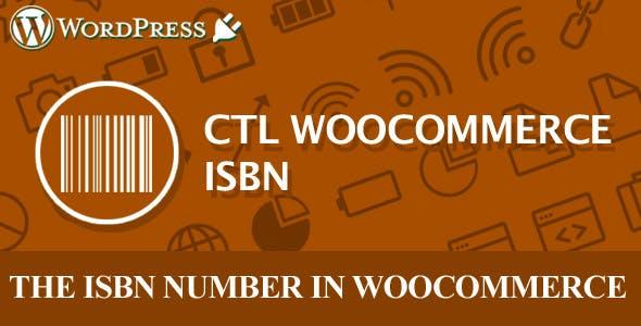 CTL Woocommerce ISBN