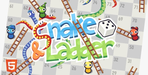 Snake and Ladder - HTML5 Board Game - CodeCanyon Item for Sale