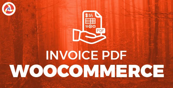 Invoice Pdf Woocommerce