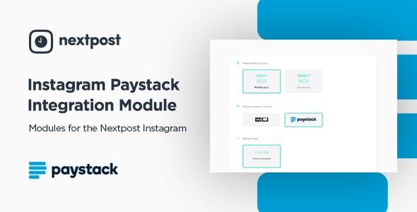 Paystack- Module - Instagram Auto Post & Scheduler - Nextpost Instagram