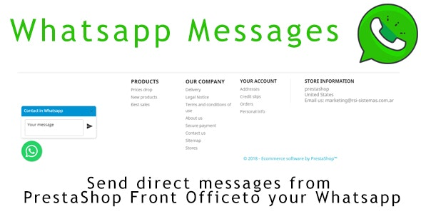 Whatsapp MSG - CodeCanyon Item for Sale
