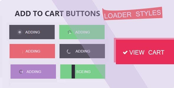Add To Cart Button Loader