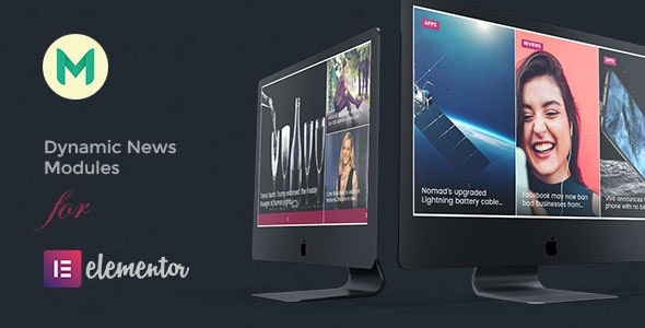 Magazinify | News Addon for Elementor Page Builder - CodeCanyon Item for Sale