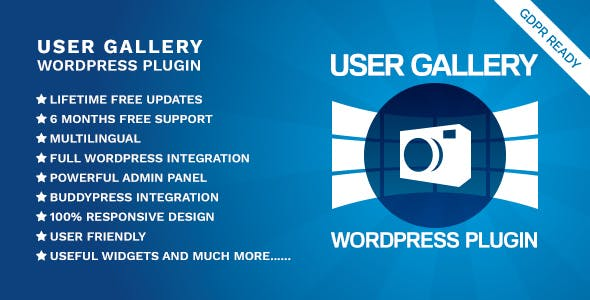 User Gallery WordPress Plugin