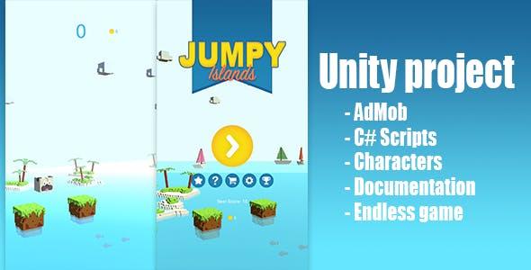 Jumpy Islands