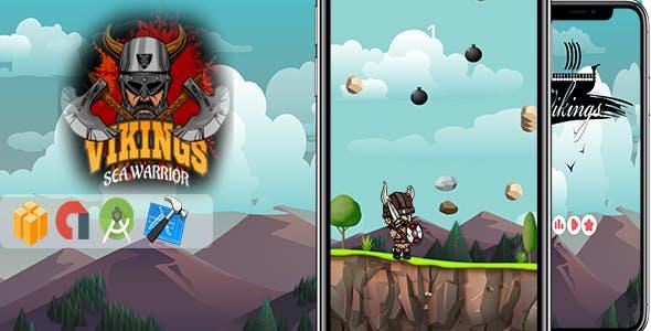 Viking Smash - High graphics  ( IOS Xcode + AdMob )