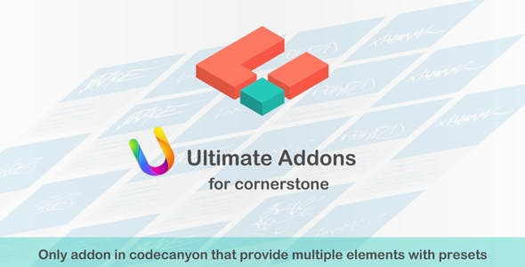 VJ Extensions - Cornerstone Elements Bundle