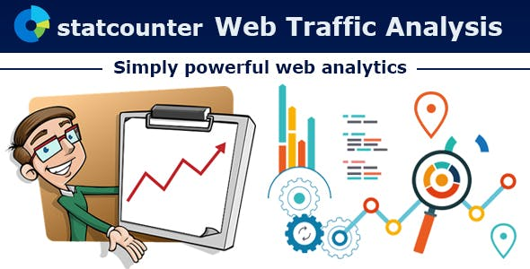 Web Traffic Analysis with StatCounter for PrestaShop.