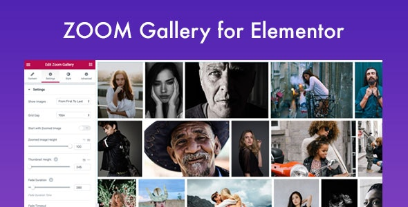 GT3 Zoom Gallery for Elementor Page Builder - CodeCanyon Item for Sale