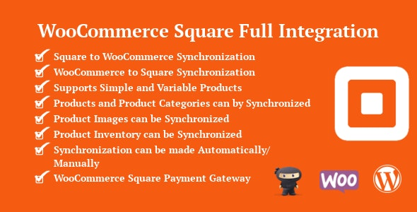 WooCommerce Square - CodeCanyon Item for Sale
