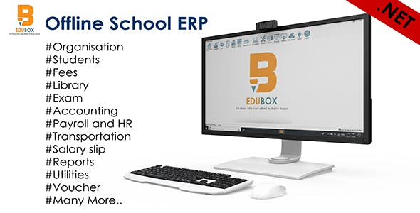 EduBox - School ERP System