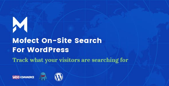 Mofect On-Site Search For WordPress