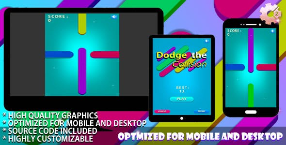 Dodge the Collision / (C2 + C3) Puzzle Game