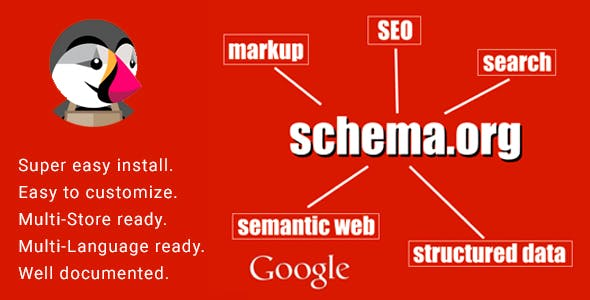 SEO Schema Markup Structured Data Rich Snippet