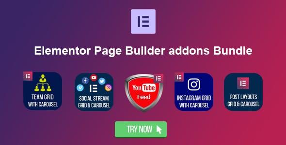 Elementor Page Builder Addons Bundle