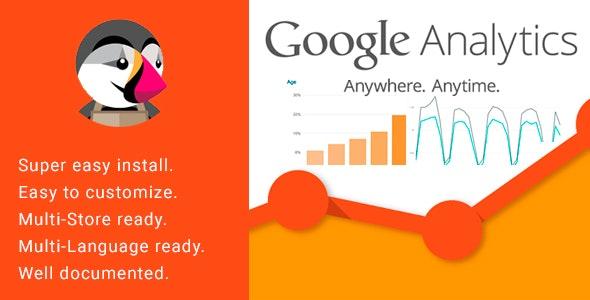 Easy Google Analytics - CodeCanyon Item for Sale