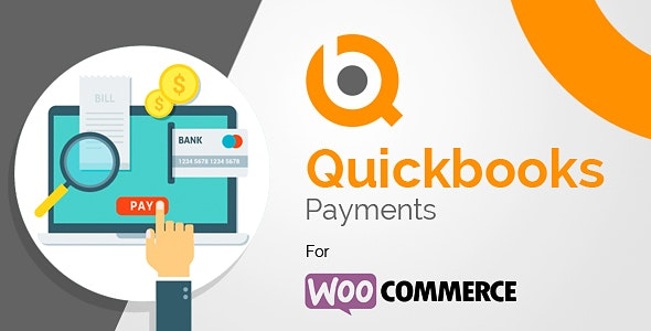 Quickbooks Payments Gateway for WooCommerce by Techspawn