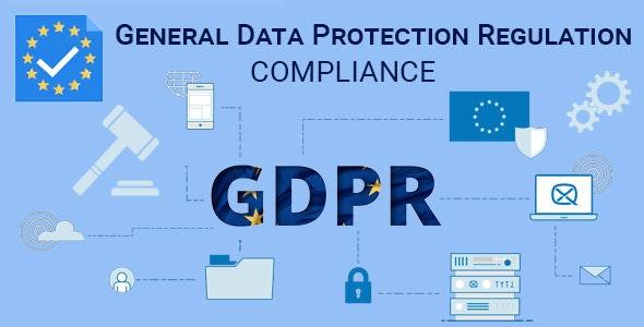 General Data Protection Regulation (GDPR) Module for PrestaShop - CodeCanyon Item for Sale