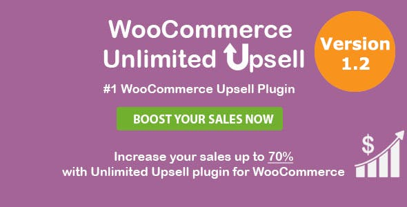 WooCommerce Unlimited Upsell & Cross sell - CodeCanyon Item for Sale