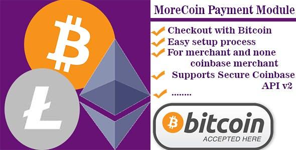 Bitcoin, Ethereum, Litecoin payment prestashop module