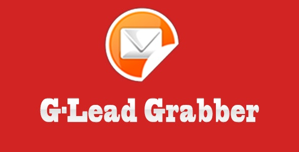 G-Lead Grabber - Grab Leads from Google - Chrome Extension - CodeCanyon Item for Sale