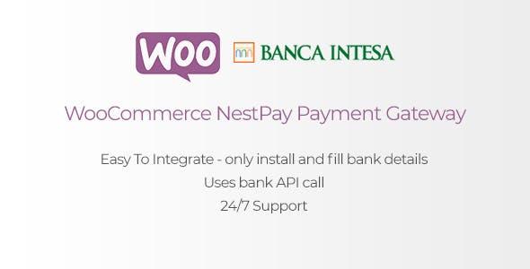 WooCommerce NestPay Banca Intesa Payment Gateway