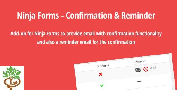 Ninja Forms - Confirmation & Reminder
