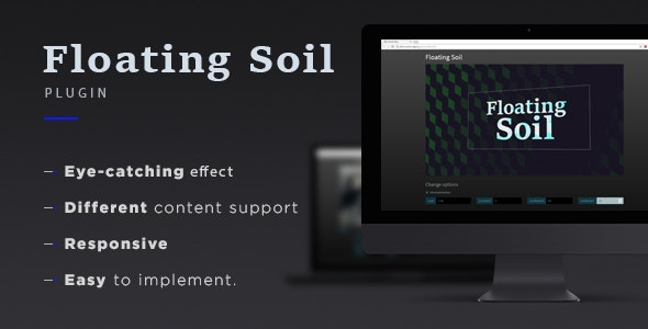 Floating Soil - CodeCanyon Item for Sale