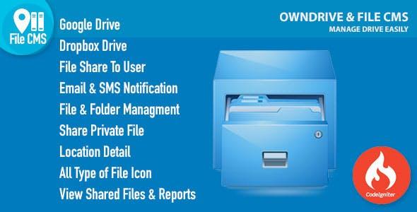 OwnDrive & File CMS