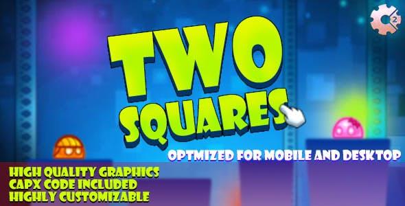 Two Squares / (C2 + C3) Game Platform.