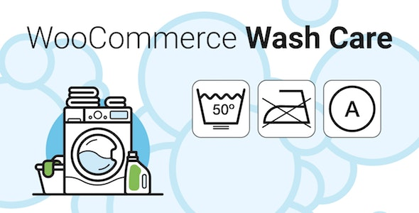 WC Wash Care for Products - CodeCanyon Item for Sale